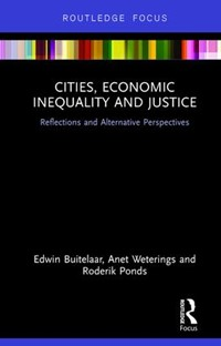 Cities, Economic Inequality and Justice