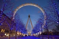 """London Eye"" Leads New Wave of Big Wheel..."